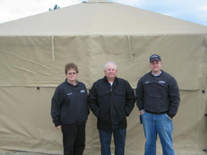 11-30-05 Celina Tent Inc  tapped for U S  defense contract
