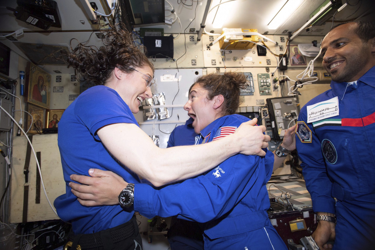 Grand Rapids Woman Will Be Part Of The First All-Female Spacewalk