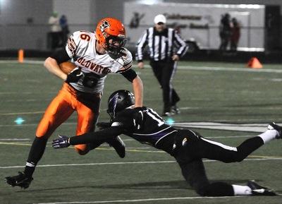 Coldwater Vs Cincinnati Hills Christian Academy Football Photo Album The Daily Standard