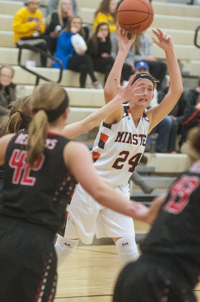 fort loramie girls 2018-2-22 by bryant billing billing@aimmediamidwestcom sidney — fort loramie's girls basketball team has an offense called cutter the main philosophy isn't a hard guess — it calls for cuts, or fast movement across the court in an effort draw the defense away from teammates.