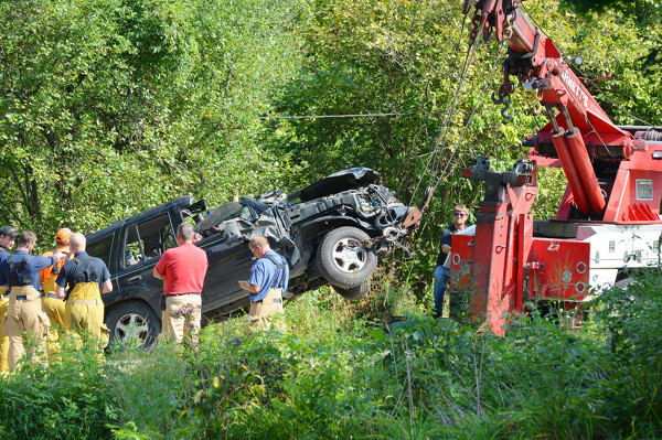 Crash victim may be missing woman   The Daily Standard Stories