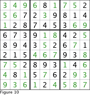 The Daily Standard's Sudoku Guide: Part Two